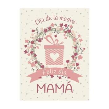 Cartel Día de la Madre