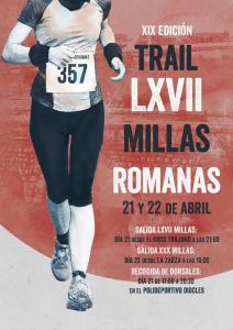 Trail LXVII Millas Romanas