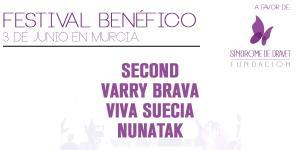 Festival Benefico Murcia 2017