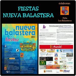 Fiestas Nueva Balastera 2017