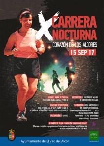 X Carrera Popular Nocturna Corazón de los Alcores 2017