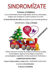 Tren Solidario 2017 Santa Pola