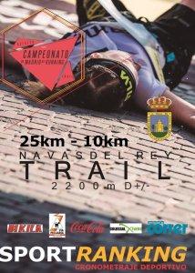 Trail Navas del Rey 2018