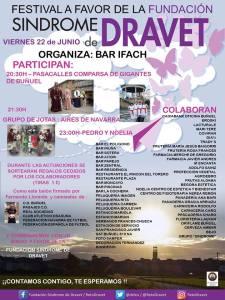 Festival por el Dravet 2018 - Buñuel (Navarra)