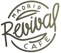 Logotipo de Revival Café