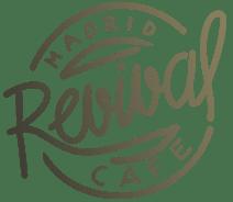 Logotipo de Revival Café