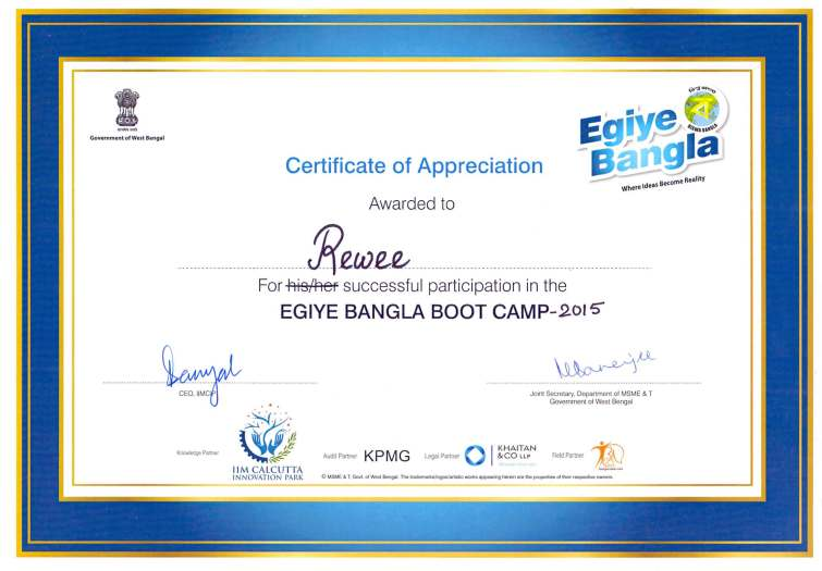 Certificate_IIMC_Egiye_Bangla_Boot_Camp_2015
