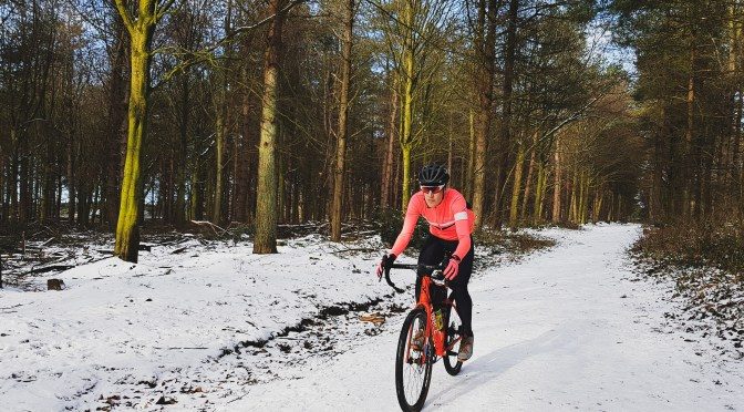 Perfect For Winter Rides- Ribble CGR AL Snow Review