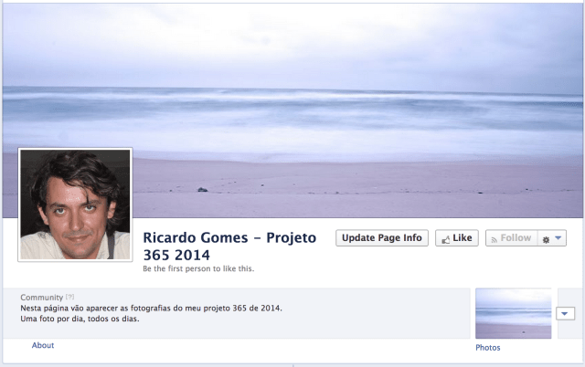Ricardo Gomes - Projeto 365