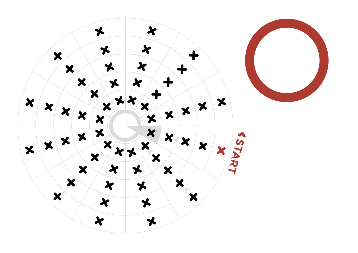 The Accomplice – first draft game boards