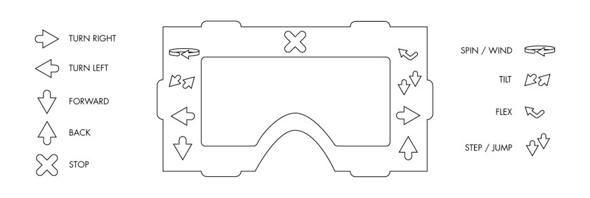 Visor design, version 2