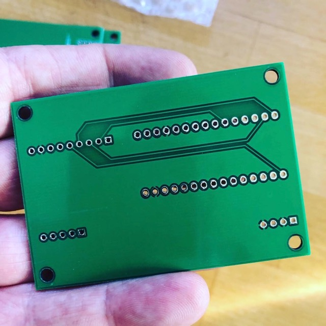 Space Rock PCB 1.0