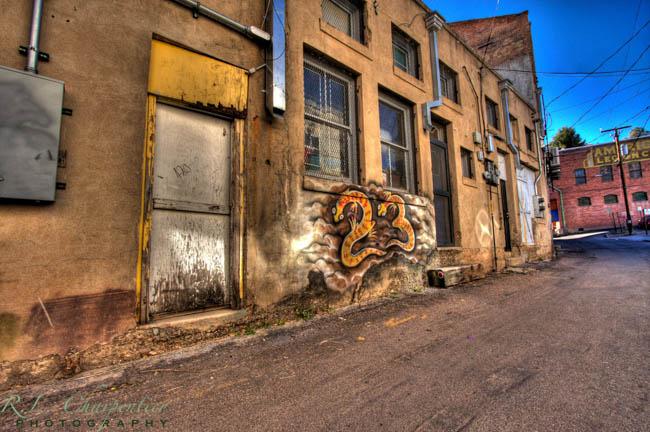 Bisbee Grafiti