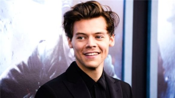 Publicity photo of Harry Styles
