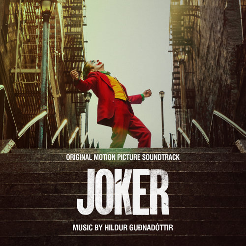 Hildur Guonadottir - Joker soundtrack cd cover