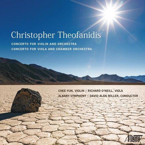 Christopher Theofanidis album cover