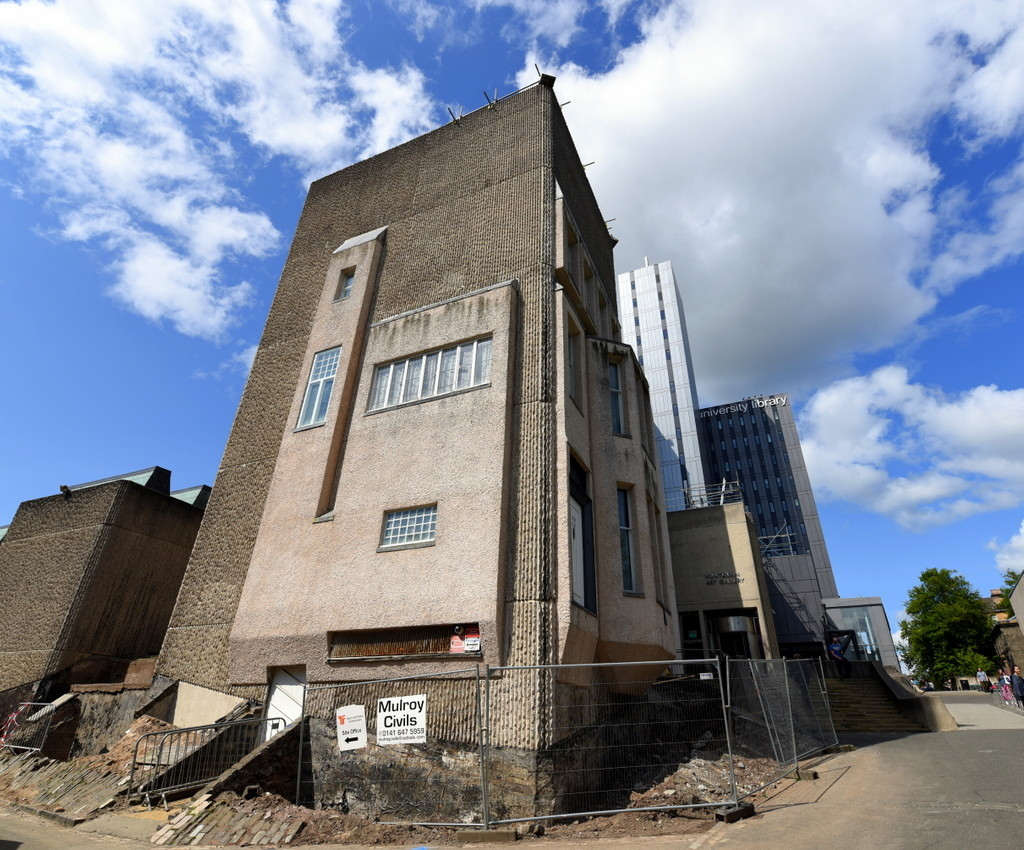 Glasgows Architectural Bounty From Red Sandstone To