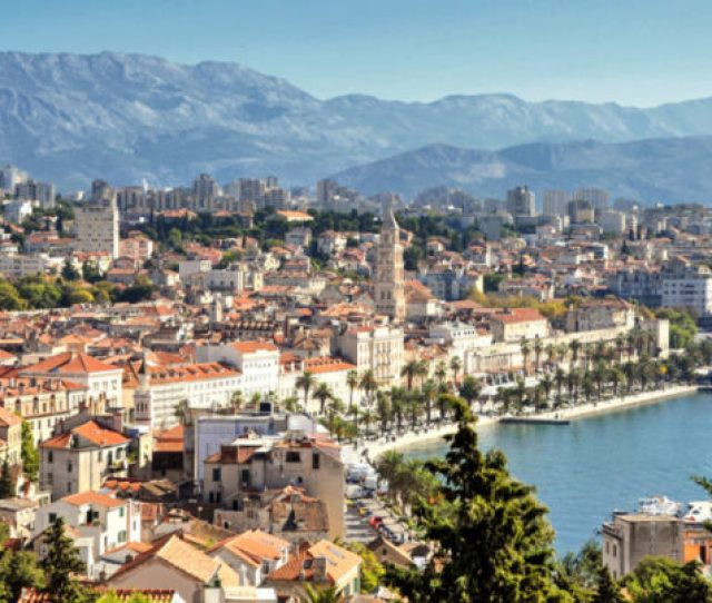 I First Came To Split Croatias Gritty Second City In  While Writing The First Edition Of Rick Steves Eastern Europe Guidebook