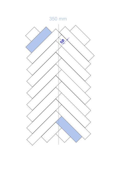 Planche 35 cm