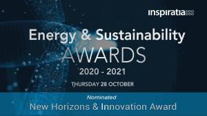 Ripple shortlisted for New Horizons & Innovation Award at Inspiratia Awards 2021