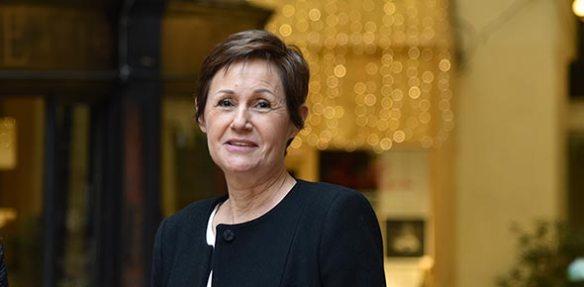 Fanny Lebrat Co fondatrice de RITUEL MANUCURE