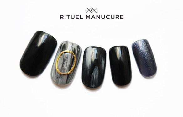 happy gel nail art 3