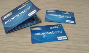 Indomaret Card untuk Tol