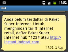 2 Sebelum diisi Indosat Data 2GB