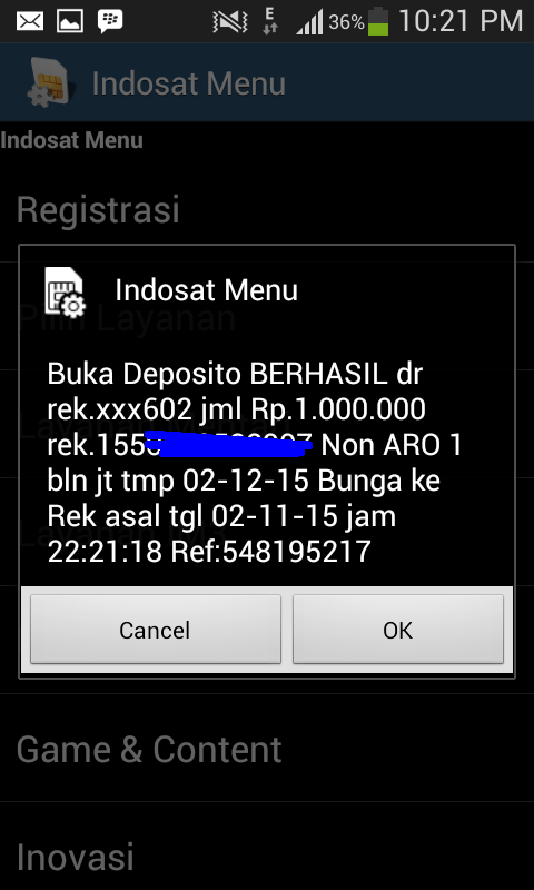 2-1 buka deposito via sms banking mandiri