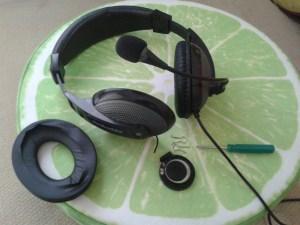 Memperbaiki Simbadda Headphone S305 (Mati sebelah) 1