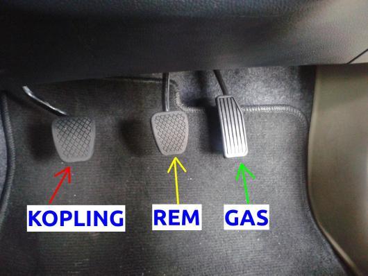 KOPLING - REM - GAS BRIO SATYA S