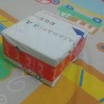 unboxing paket