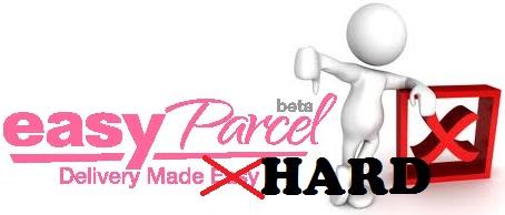 Avoid EasyParcel