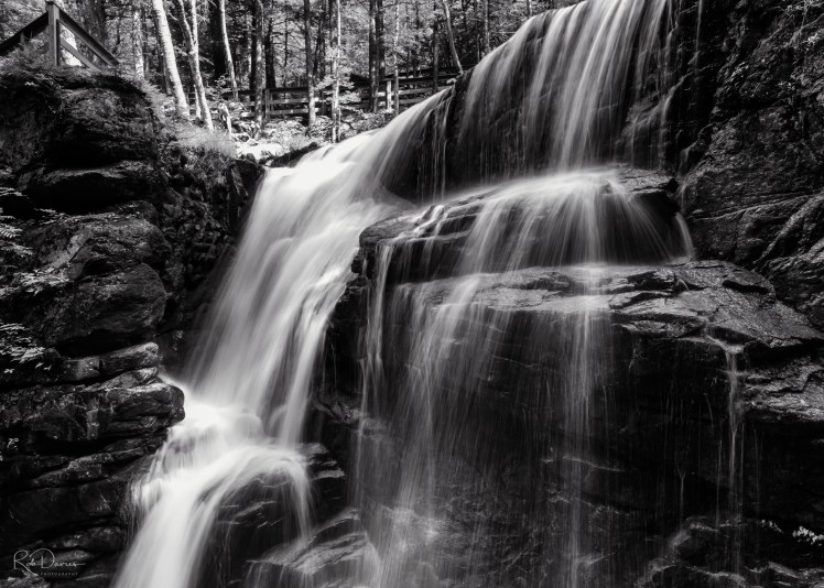 Avalanche Falls, Franconia Notch