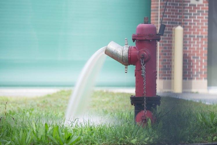 Longer lens fire hydrant composition