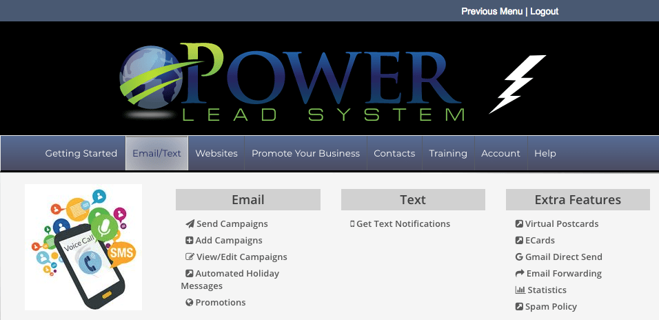 Power Lead System 1