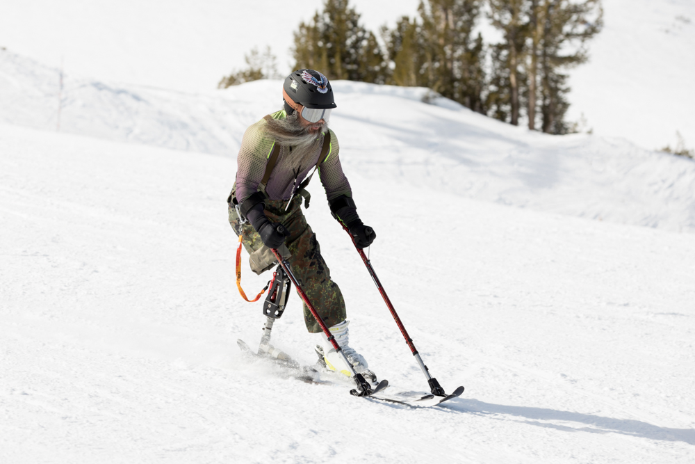 Disabled Sports Mammoth Mountain