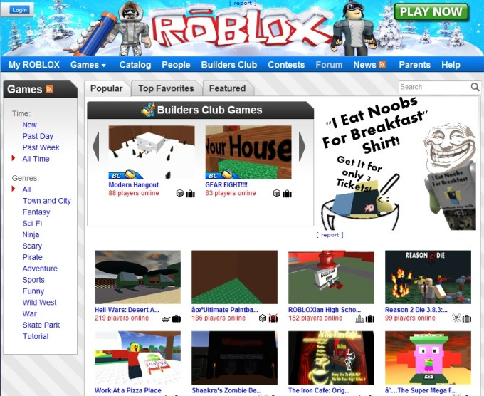 How To Make A Game On Roblox With Builders Club | Gameswalls org