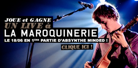 Concours Absynthe Minded