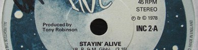 Richard Ace - Stayin'Alive