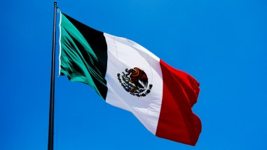 expats in mexico, flag