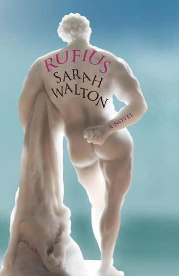 The cover of Rufius, by Sarah Walton