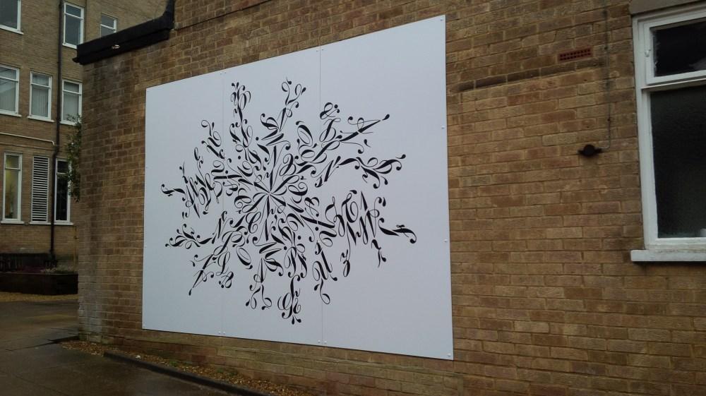 Fincham Court Mural
