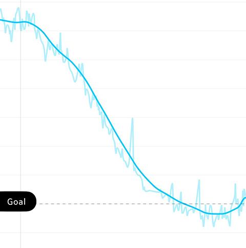 Weightloss Graph