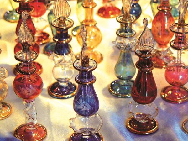 sticle de parfum