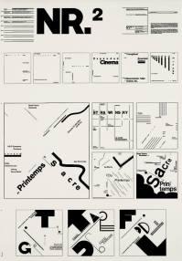 Wolfgang Weingart - 1970s_2 Вольфганг Вайнгард. Дизайн новой волны Вольфганг Вайнгард. Начало конца классической типографики Wolfgang Weingart 1970s 2