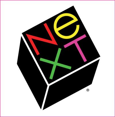 Логотип для американской компьютерной компании NeXT К ЮБИЛЕЮ ПОЛА РЕНДА К ЮБИЛЕЮ ПОЛА РЕНДА                                                                                          NeXT