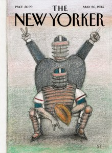 CV1_TNY_05_26_14Steinberg.indd ДИЗАЙН ОБЛОЖЕК NEW YORKER УХОДЯЩЕГО ГОДА ДИЗАЙН ОБЛОЖЕК NEW YORKER УХОДЯЩЕГО ГОДА New Yorker 2014 19