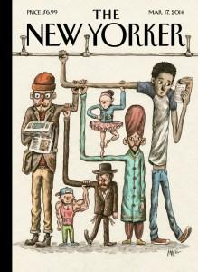 CV1_TNY_03_17_14Liniers.indd ДИЗАЙН ОБЛОЖЕК NEW YORKER УХОДЯЩЕГО ГОДА ДИЗАЙН ОБЛОЖЕК NEW YORKER УХОДЯЩЕГО ГОДА New Yorker 2014 24