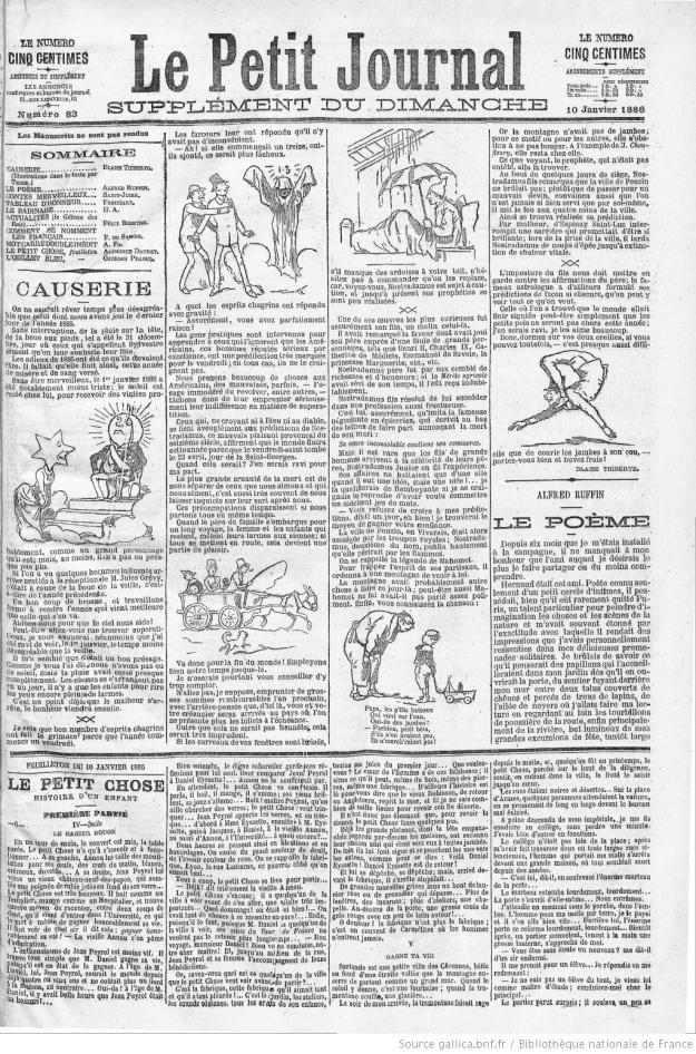 Le Petit Journal 0 LE PETIT JOURNAL. ИЗ ИСТОРИИ ТАБЛОИДА LE PETIT JOURNAL. ИЗ ИСТОРИИ ТАБЛОИДА Le Petit Journal 0